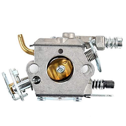 Carburador Carb Piezas de Repuesto para Husqvarna 36 41 136 137 141 142 Motosierra sustituye a Walbro WT-834 WT-657 WT-529 WT-289 WT-285 WT-239 WT-202 530071987.