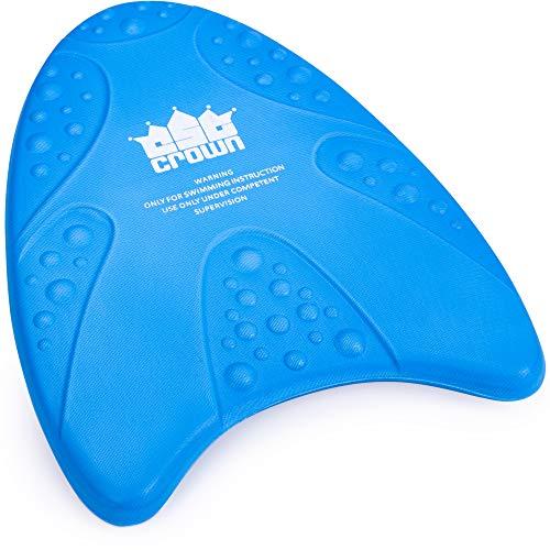 Arrowhead Swimming Kickboard - Lightweight Hydrodynamic Kickboards with Ergonomic Hand Grips & Fast EVA Foam Board –– Exercise Equipment for Swim Training Aid for Pools, Instructors, Swim Teams