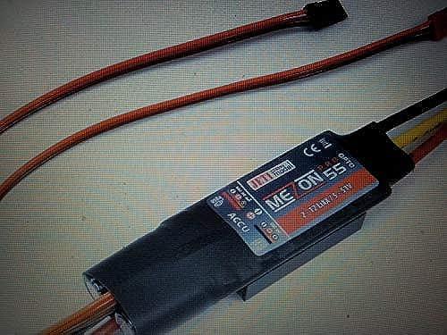 Hacker Jeti Mezon PRO 55 opto 11009055