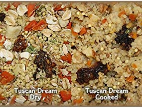 Higgins Pet Food Wordly Cusines Tuscan Dream Cook، Cool & Serve Food 1 pack (13 اونس)