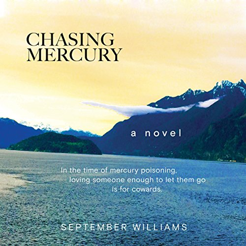Chasing Mercury audiobook cover art