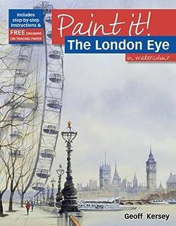 Paint It!: The London Eye in Watercolour