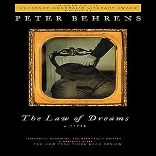 The Law of Dreams: A Novel cover art