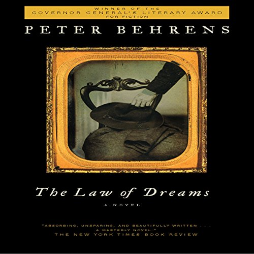 The Law of Dreams: A Novel audiobook cover art