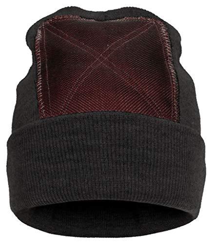 BACKSPIN Function Wear - Headspin Beanie Cap - One Size - Dunkelgrau