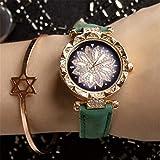 ?? ¿Janly? Reloj de pulsera para mujer con correa para mujer, diseño creativo de moda,...