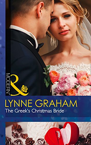 The Greek's Christmas Bride (Christmas with a Tycoon, Book 2) (Modern)