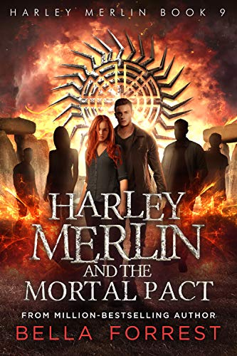 Harley Merlin 9: Harley Merlin and the Mortal Pact