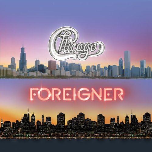 Foreigner & Chicago