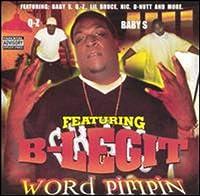 Word Pimpin by B-Legit (2004-02-24)