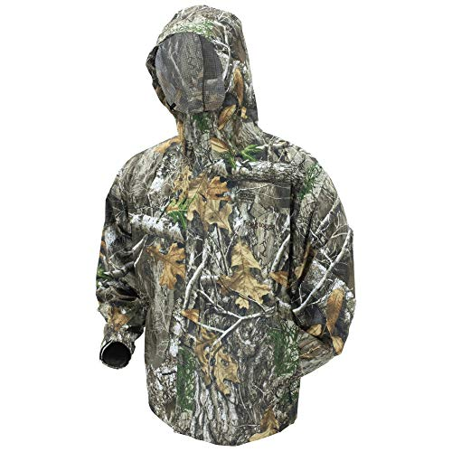 FROGG TOGGS Men's Java Toadz 2.5 Camo Ultra Light Waterproof Breathable Rain Jacket