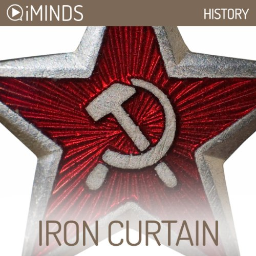 Iron Curtain: History audiobook cover art