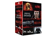 Paramount Collection Horreur : Les ruines + Devil Inside + Red Eye + Les intrus