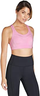 Rockwear Activewear Women's Hi Olympic Moulded Sports Bra From size 4-18 High Impact Bras For