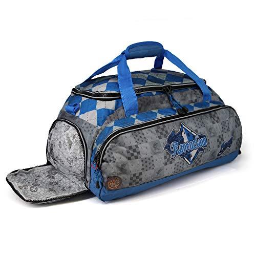 KARACTERMANIA Harry Potter Quidditch Ravenclaw-Nomad Sporttasche Cabas de Fitness, 13.5 liters, Bleu