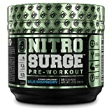 Best Pre Workout Supplements - NITROSURGE Pre Workout Supplement - Endless Energy, Instant Review