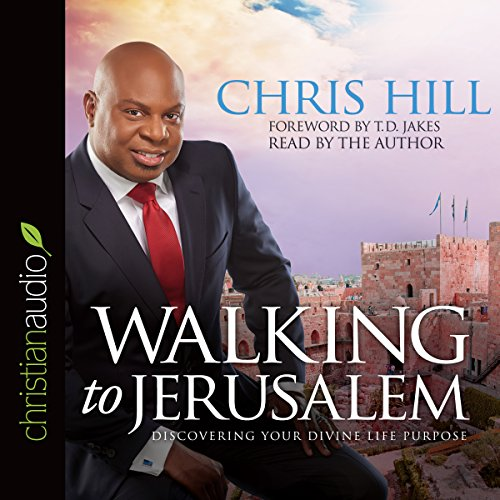 Walking to Jerusalem cover art