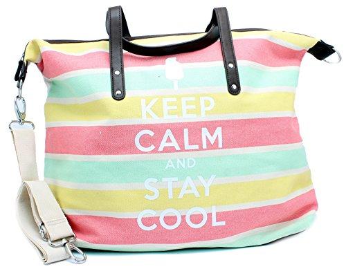 Borsone Week Keep Calm And Stay Cool