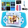 PROGRACE Kids Camera Game Console Digital Camera for Kids Boys Girls Gifts Toys for Toddler by PROGRACE