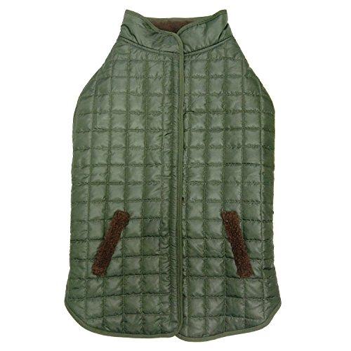 Fashion Pet 753084Wende Skijacke, klein, Oliv
