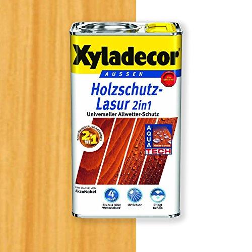 Xyladecor Holzschutz-Lasur 2in1 (5 l, kiefer)