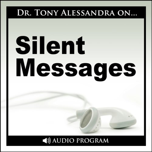 Silent Messages audiobook cover art