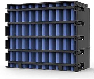 HOBU NexFan Air Cooler, Mini Aire Acondicionado portátil Ventilador 4 en 1 Refrigerador Personal evaporativo Humidificador de Aire, Cable USB, Silencioso, Luz Nocturna de 7 Colores