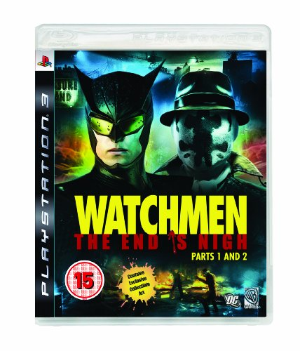 WARNER INTERACTIVE WATCHMEN: THE END IS NIGH PARTE 1 E 2 PS3