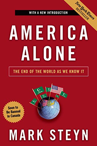Image of AMERICA ALONE: The End of the World As We Know It