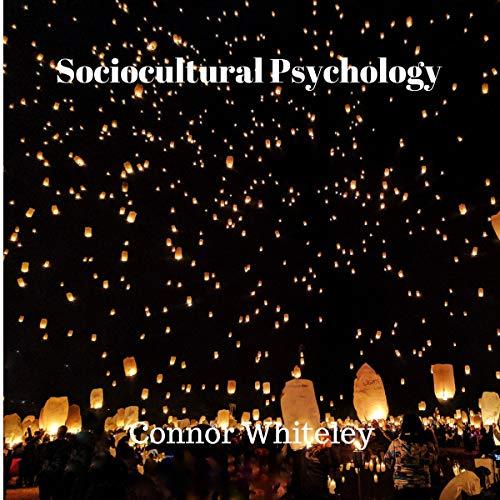 『Sociocultural Psychology』のカバーアート