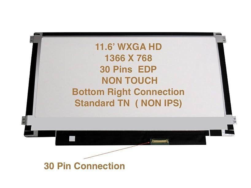Acer C720-2420 Chromebook Laptop Screen 11.6 SLIM LED BOTTOM RIGHT WXGA HD