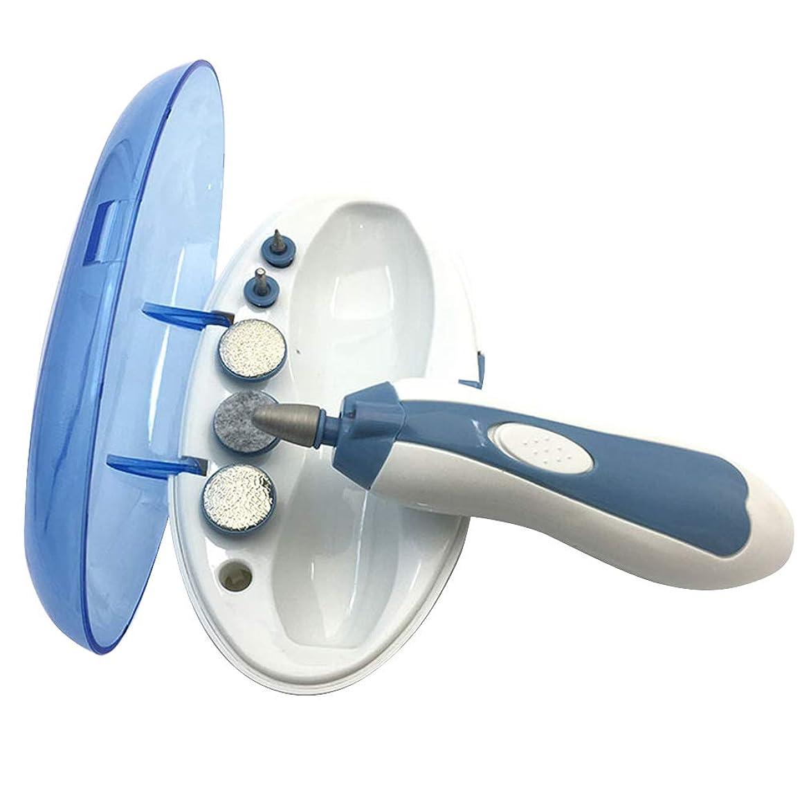 グレファイディンポリッシャーネイルマシン多機能360度回転電気マニキュアマニキュアマシン