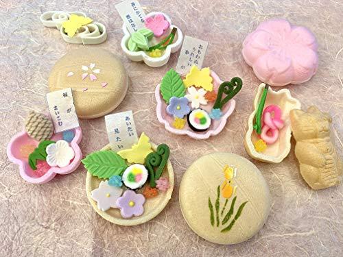 【お誕生日・贈り物に】加賀の御干菓子 春の詰め合わせギフト