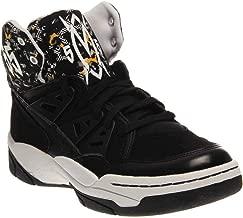 adidas Mutombo Men Sneakers Black/White C75208 (SIZE: 8.5)