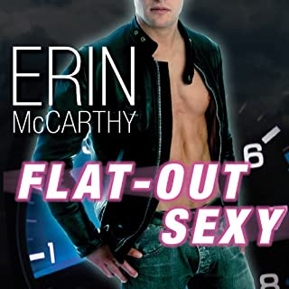 Flat-Out Sexy audiobook cover art