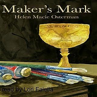 Maker's Mark audiobook cover art