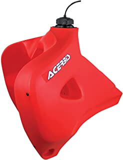 Acerbis Fuel Tank (No California) 6.3 Gallon Red - Fits: Honda XR650R 2000-2007 (No California Shipping)