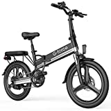 G-Force Electric Bike T13,...