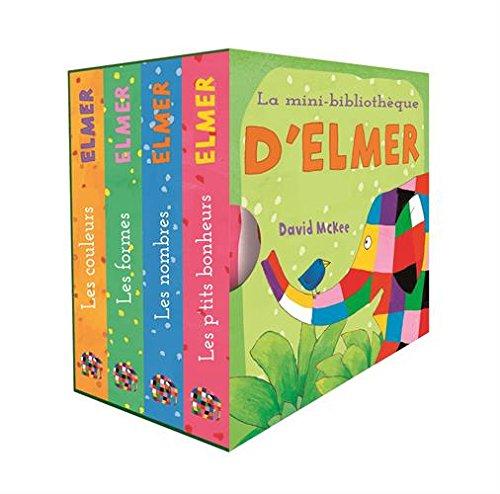 Mini bibliothèque d'Elmer (La)