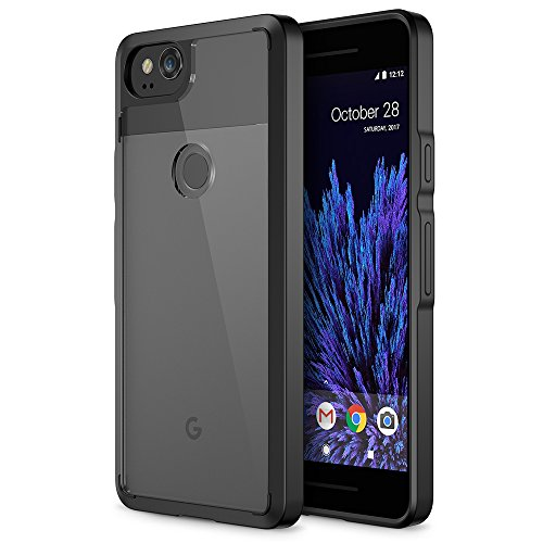 reinforced corner protective clear case for pixel 2