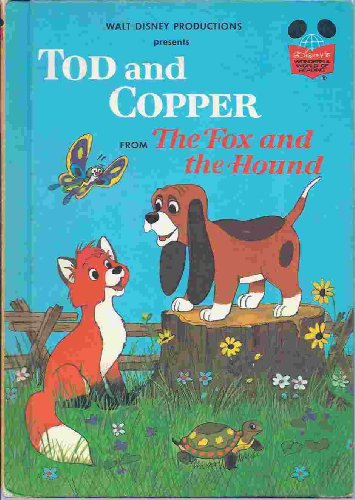 Tod and Copper from the fox and the Hound