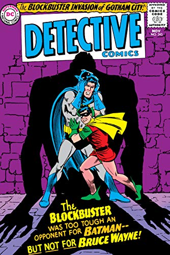 Detective Comics (1937-2011) #345 (English Edition)