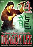 Dragon Lee: Champ Against Champ/Rage of the Dragon/Dragon on Fire/Golden Dragon, Silver Snake