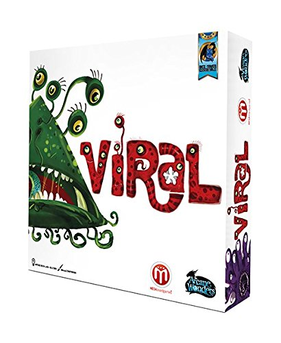 Arcane Wonders Viral Board Game Board Game