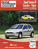 E.T.A.I - Revue Technique Automobile 563.4 - OPEL COMBO/CORSA I - B - 1993 à 2001