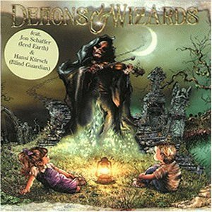 Demons & Wizards (Limited edition)