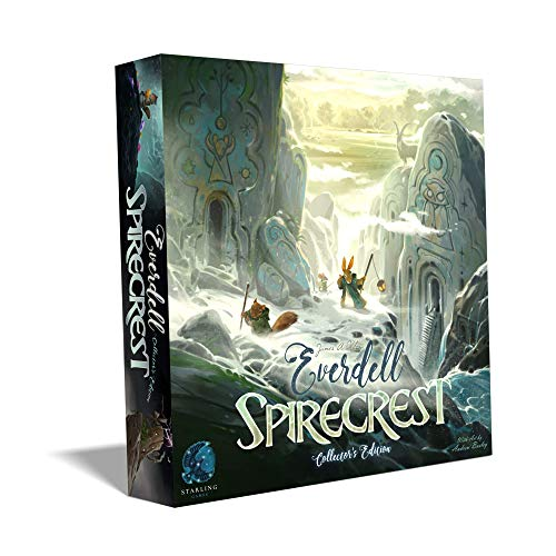 Starling Games everdell spirecrest Collectors Edition