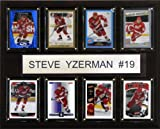 C & I Collectables NHL Steve Yzerman Detroit Red Wings 8 Karten -