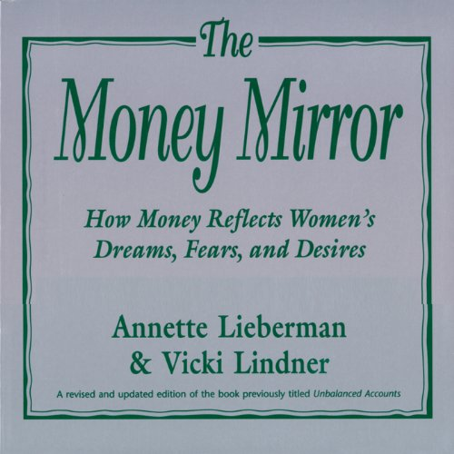 The Money Mirror audiobook cover art
