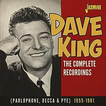 The Complete Recordings (Parlophone, Decca & Pye) 1955-1961